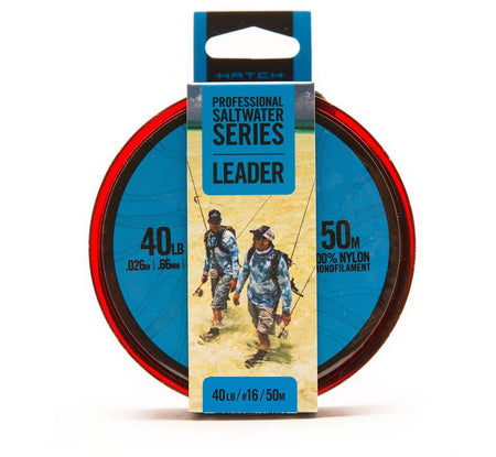 Hatch Saltwater Monofilament Leader
