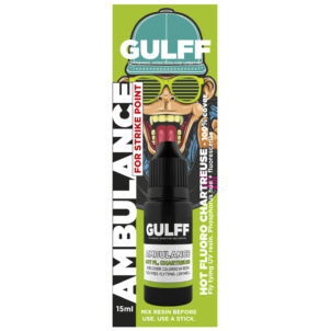 Gulff Fly Fishing Ambulance Color UV Resin
