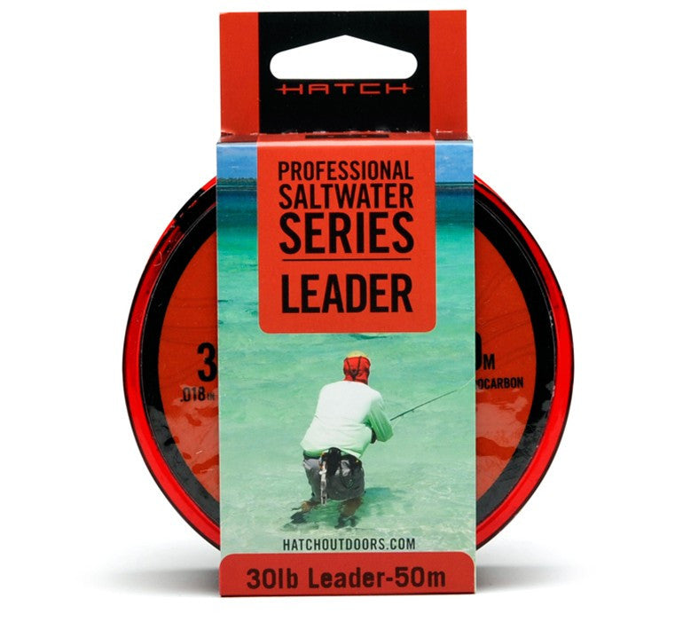 Hatch Saltwater Fluorocarbon Leader