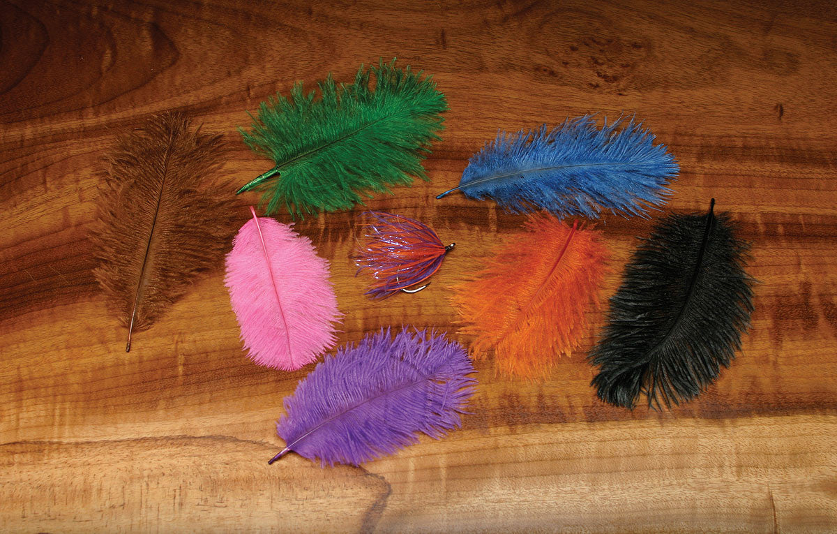 Hareline Spey Plumes