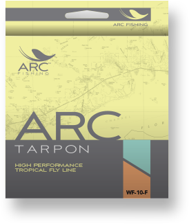 Arc Tarpon Fly Line