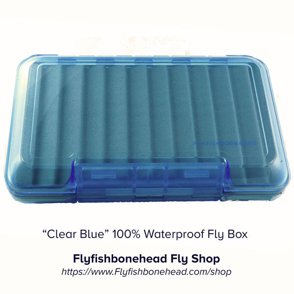 FlyFishBoneHead Double Sided Waterproof Fly Box