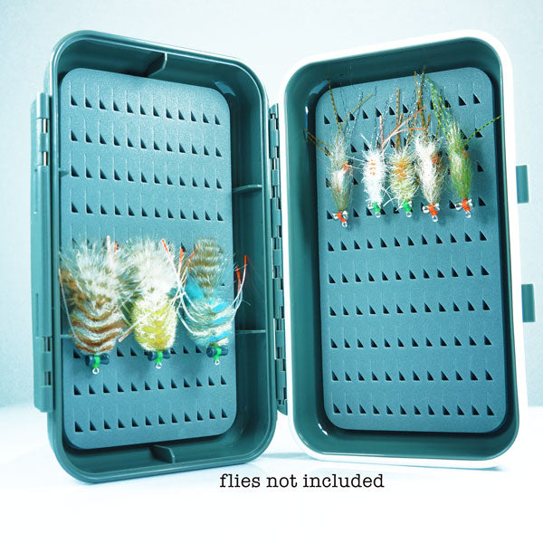 FlyFishBoneHead Waterproof Fly Box