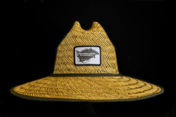 Forgotten Coast Fly Company Straw Hat