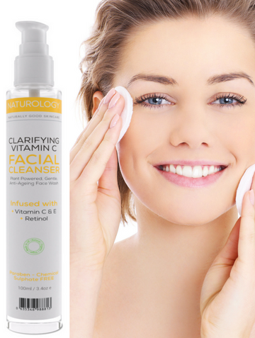 Clarifying Vitamin C Facial Cleanser
