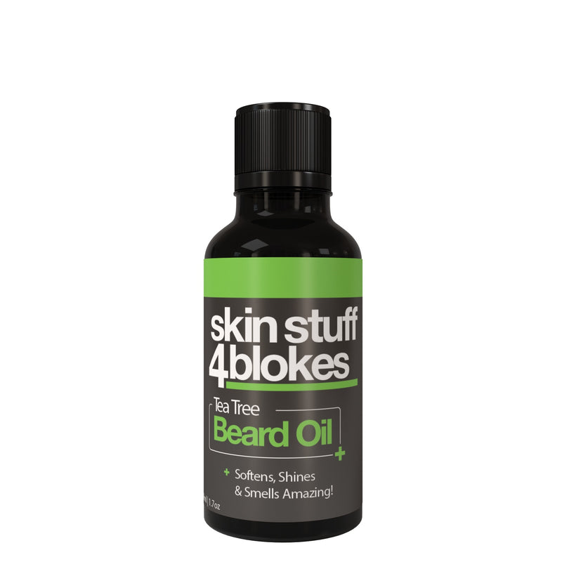 Gift Card - Tea Tree Beard Oil