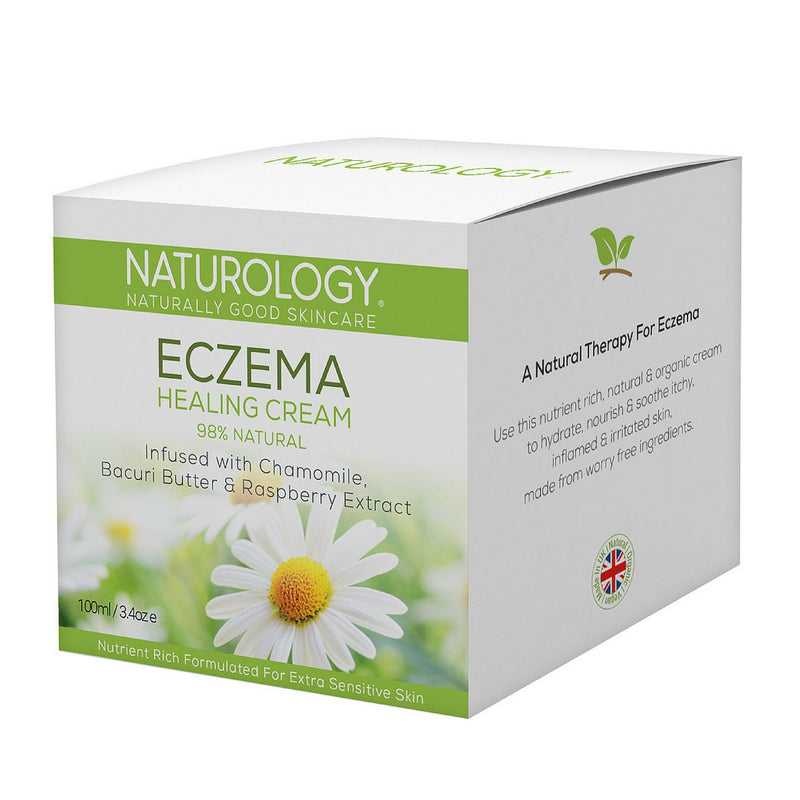Skin Care - Eczema Healing Treatment Cream