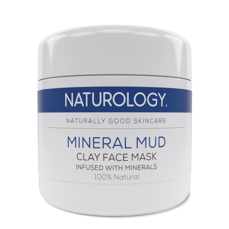 Naturology Dead Sea Mineral Clay Mud Face Mask