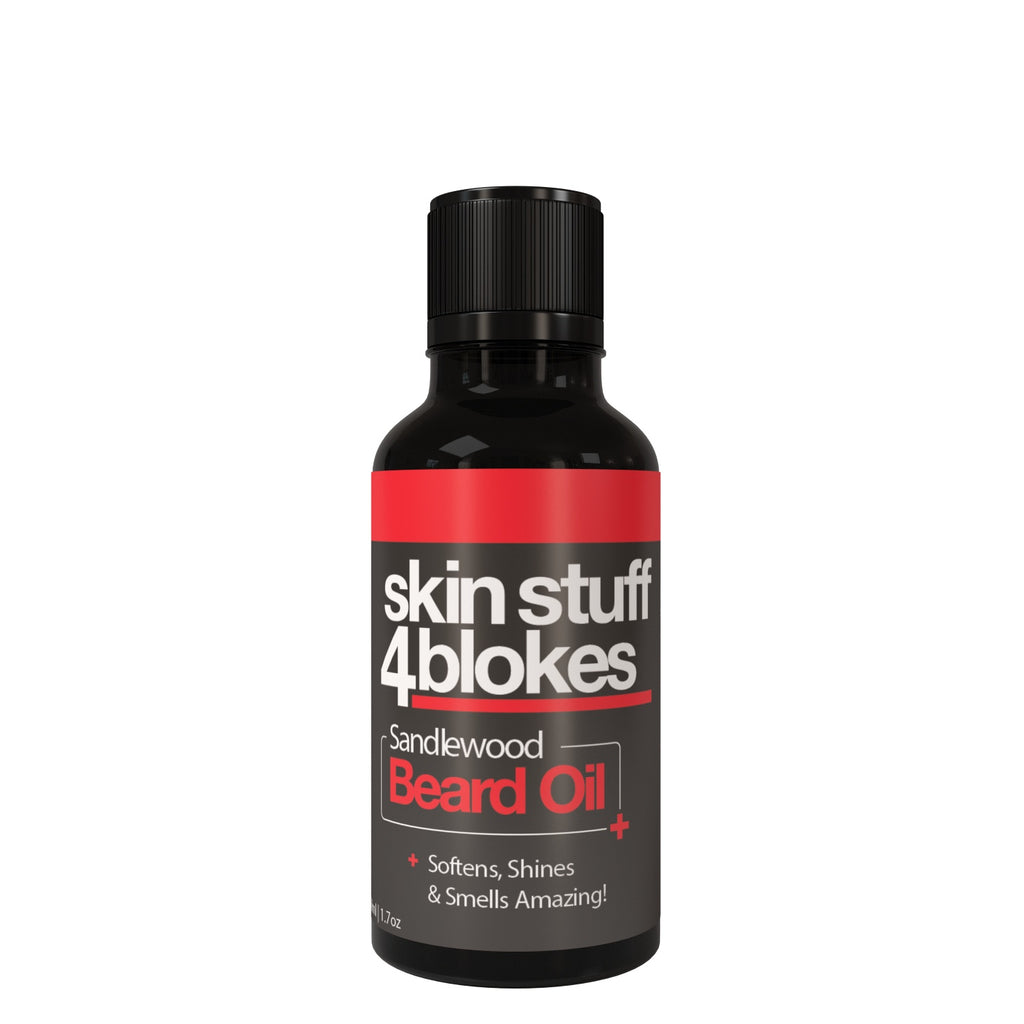 Skincare - Sandalwood Beard Oil