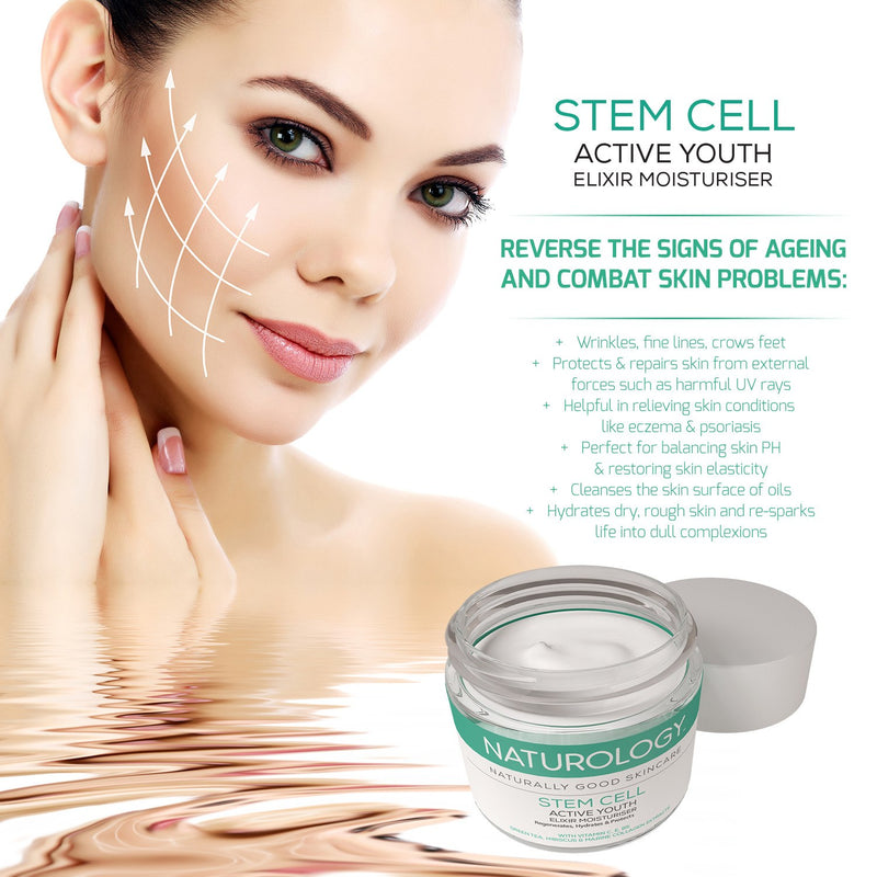 Skincare - Stem Cell Active Youth Moisturiser
