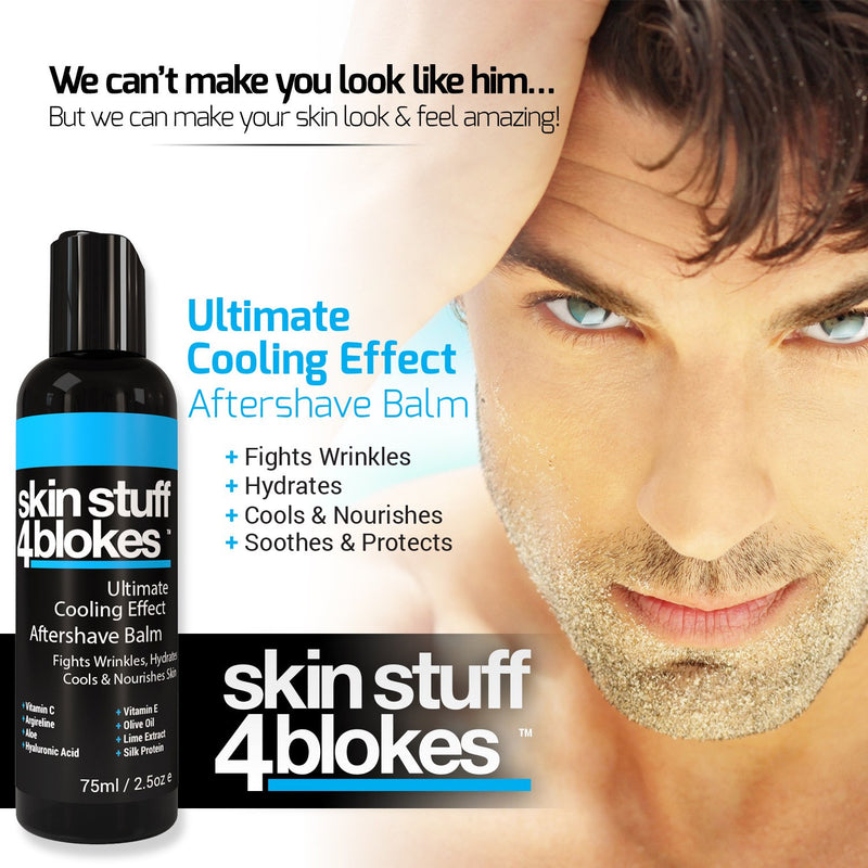 Skincare - Ultimate Cooling Effect Aftershave Balm