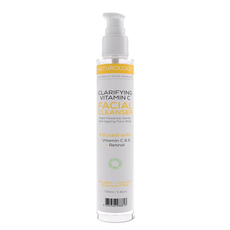 Naturology Vitamin C Clarifying Facial Cleanser