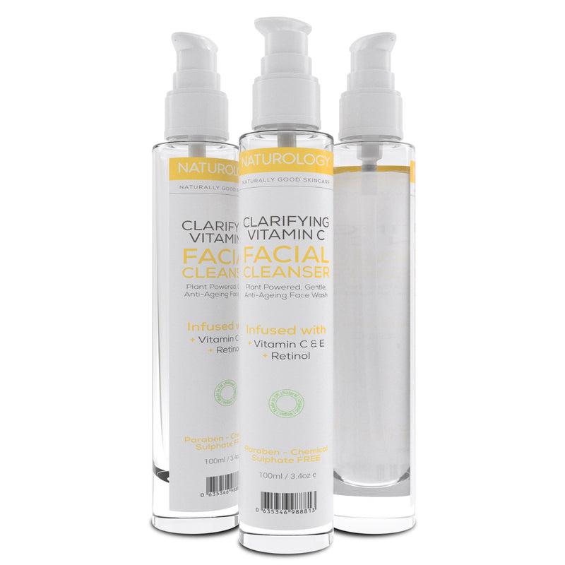 natural & organic cleanser