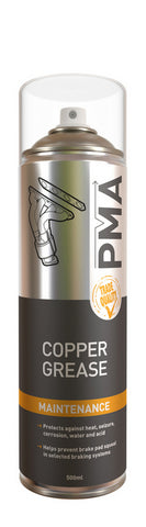 PMA Copper Grease High Temperature Lubricant COPGR