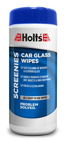 Screenies Car Glass Wipes Tub