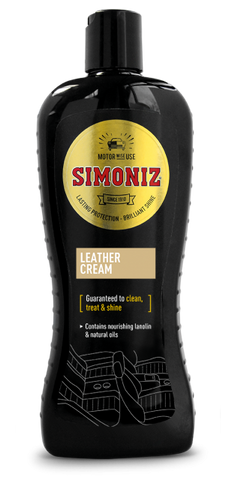 Simoniz Leather Cream