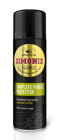 Simoniz Complete Alloy Wheel Protector Spray