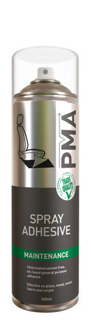 PMA Spray Adhesive High Strength Glue SPRAD
