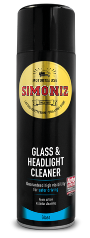 Simoniz Mixra Glass & Windscreen Cleaner 500ml SAPP0102A