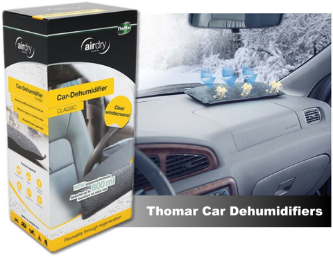 Thomar Air Dry Car Dehumidifier 1kg