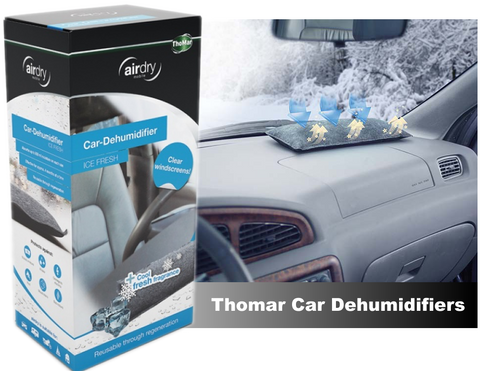 Thomar Air Dry Car Dehumidifier Ice Fresh 1kg