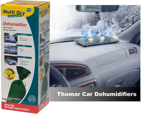 Thomar Multi Dry Car Dehumidifier 1kg