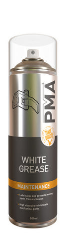 PMA White Calcium Grease PTFE Lubricant WHGR