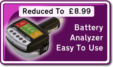 Battery Analyzer Special Offer Click For Details