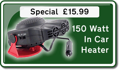 Car Heater Special Offer Click For Details