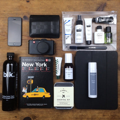 Mens Travel Gift Amenity Kit OFFEN
