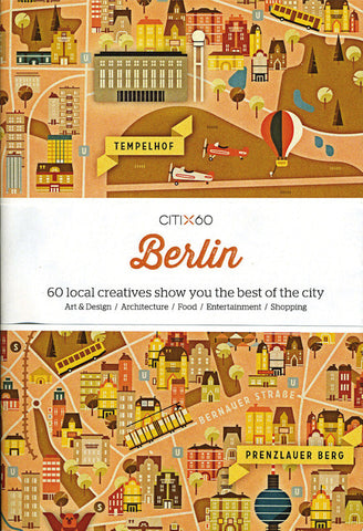 CITIx60 Berlin City Guide - OFFEN - 1