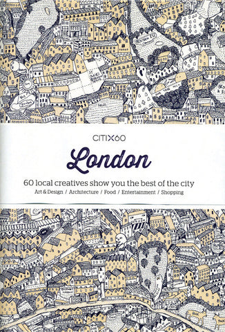 CITIx60 London City Guide - OFFEN - 1