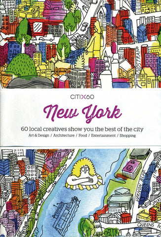 CITIx60 New York City Guide - OFFEN - 1