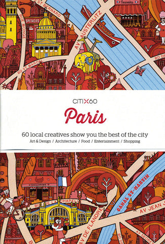 CITIx60 Paris City Guide - OFFEN - 1