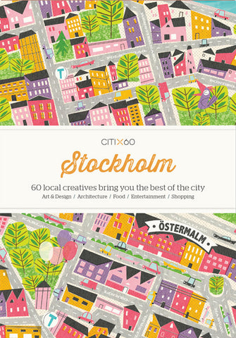 CITIx60 Stockholm City Guide - OFFEN