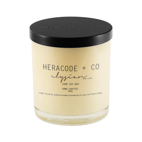 Heracode + Co Soy Candle Elysian 500 ml