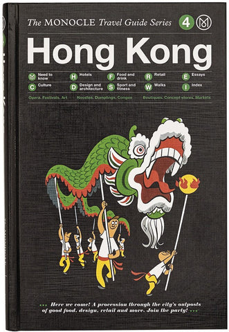 Monocle Travel Guides: Hong Kong - OFFEN