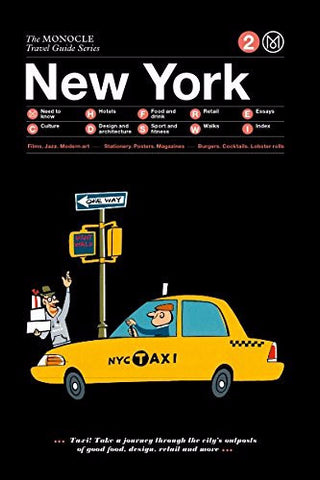 Monocle Travel Guides: New York - OFFEN
