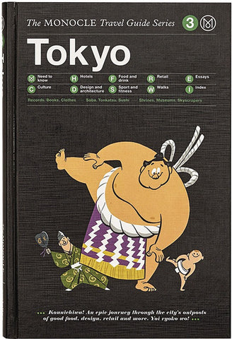 Monocle Travel Guides: Tokyo - OFFEN