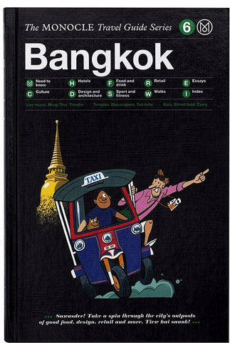 Monocle Travel Guides: Bangkok - OFFEN