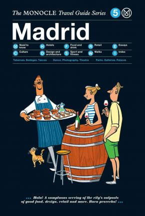 Monocle Travel Guides: Madrid - OFFEN