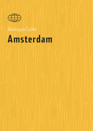 Analogue Guide Amsterdam - OFFEN