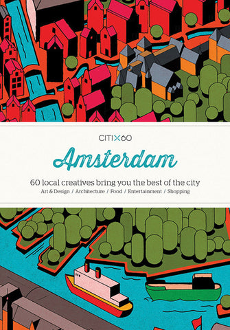 CITIx60 Amsterdam City Guide - OFFEN - 1