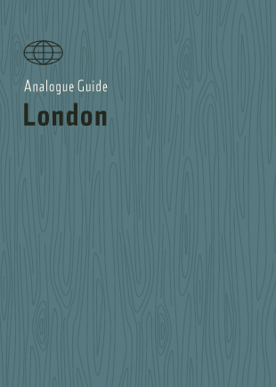 Analogue Guide London (2nd Edition) - OFFEN