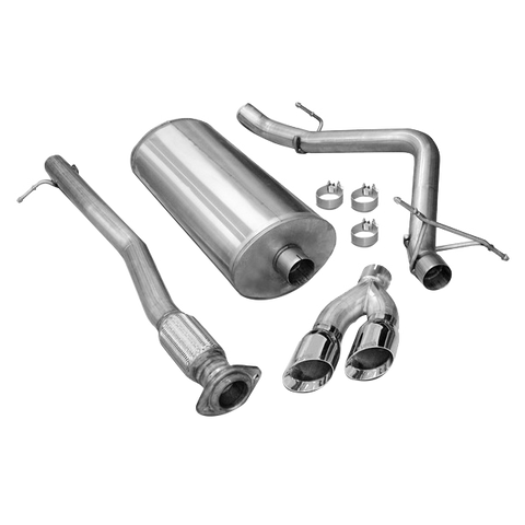 Corsa® - Touring Polished Stainless Steel Exhaust System