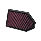 K&N 33-2260 High Performance Replacement Air Filter