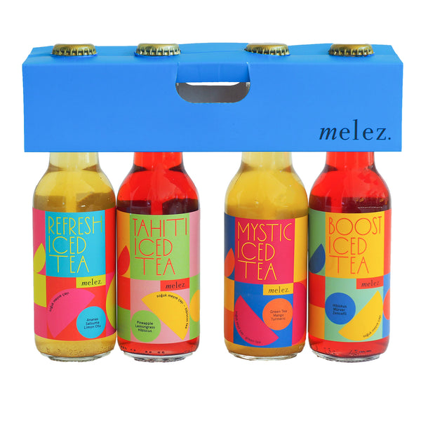 Mystic Iced Tea 250ml 4'lü Paket-Melez Tea