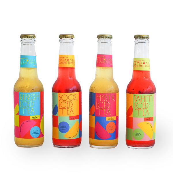 Taster Iced Tea 250ml 24'lü Paket-Melez Tea