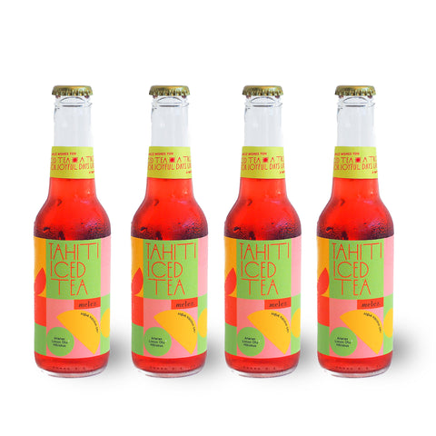 Tahiti Iced Tea 250ml 4'lü Paket