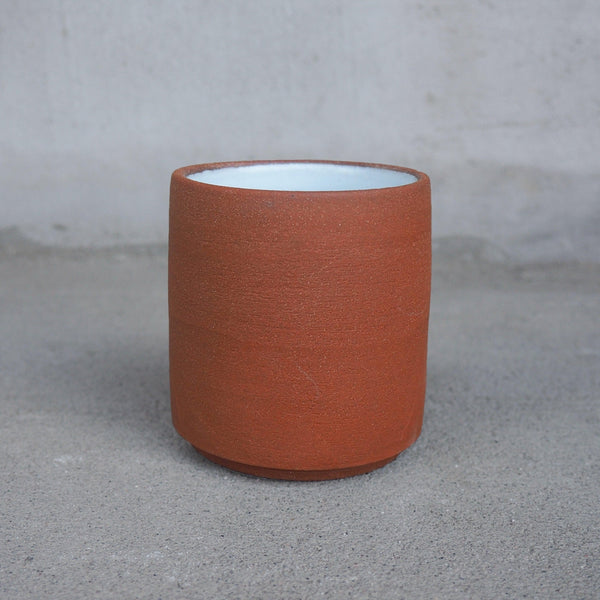 Roots Teacup - Terracotta